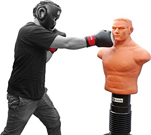 BodyRip Standing Dummy Kick Boxing MMA Exercise Torso Humanlike