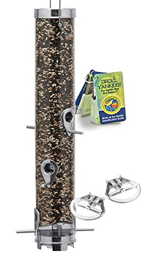 BestNest B-7 Bird Feeder with Cardinal Perches & Guide ()