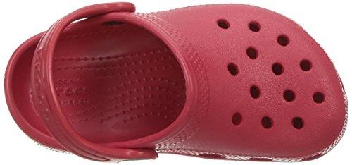 Crocs Kids Klassisk Träsko Peppar