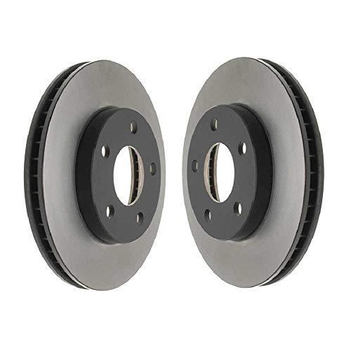 02 pontiac grand am front rotors - 4