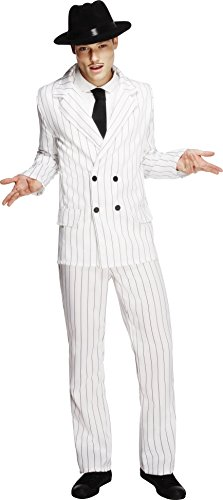 Fever Men's Gangster Costume (Infant Gangster Costume)