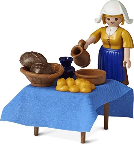 New-Factory Sealed! Playmobil #5067 The Milkmaid From Rijks Museum LIMITED EDITION