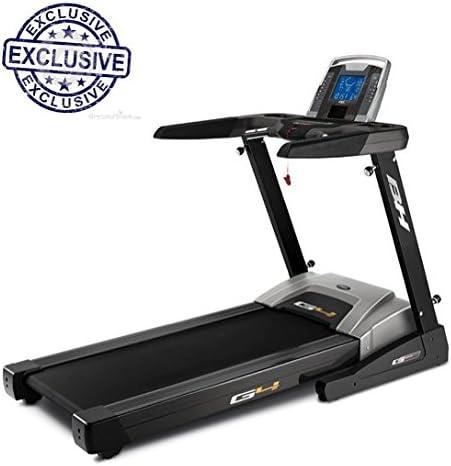 BH Fitness G2 Cinta de Correr - 100% Montada: Amazon.es: Deportes ...