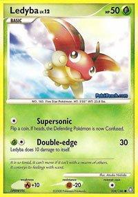 - Pokemon - Ledyba (104) - Legends Awakened - Reverse Holo