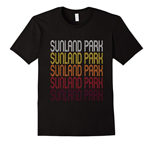 Mens Sunland Park, NM | Vintage Style New Mexico T-shirt 3XL - Park Sunland
