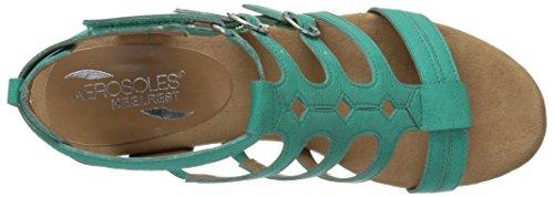 Aerosoles Donna Dame Mostra T-strap Sandalo Turchese
