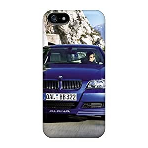 High Impact Dirt/shock Proof Cases Covers For Iphone 5/5s (alpina Bmw B3 Bi Turbo Front)