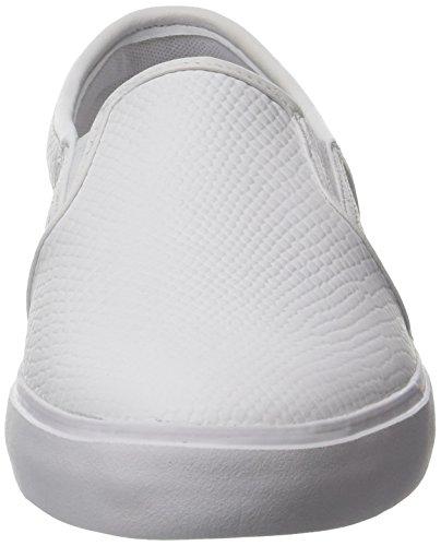 Lacoste Ladies Gazon 317 2 Trainer Low White (wht)