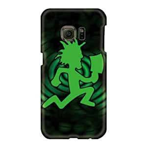 Samsung Galaxy S6 HNA5669vbvO Support Personal Customs High Resolution Green Hatchet Man Series Protector Hard Cell-phone Case -AshleySimms