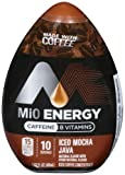 Mio Energy Coffee Concentrate Liquid Water Enhancer (Pack of 8)