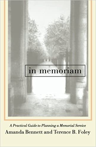 image for In Memoriam: A Practical Guide to Planning a Memorial Service