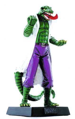 CLASSIC MARVEL FIGURINE COLL MAG #52 LIZARD for sale  Delivered anywhere in USA