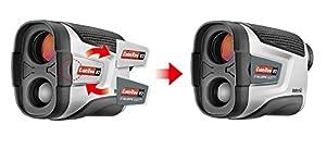 Caddytek Golf Laser Rangefinder with Slope Compensate Distance, CaddyView V2+Slope by CaddyTek Inc.
