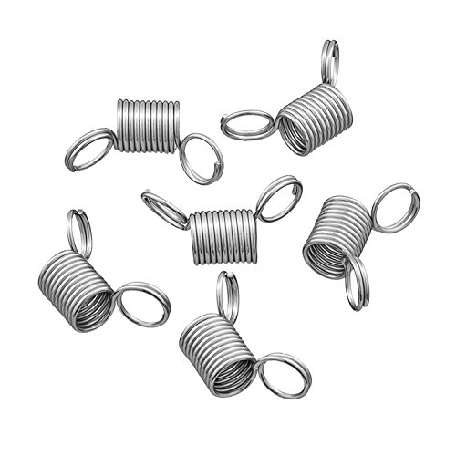 Bead Stopper Spring Wire/Clamp Stopper Tool 31x10mm PK6