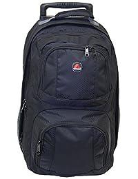 Amaro MERIT Rolling Wheel Backpack (52185 - 3-color variety)