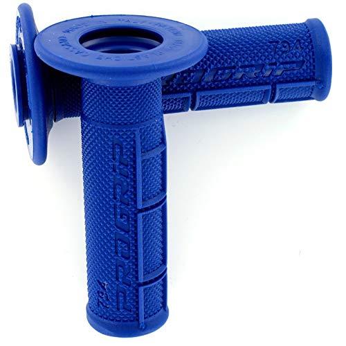 Progrip de manillar 795 cross azul para 7/243.84 cm fahrradzubehö r 794blue