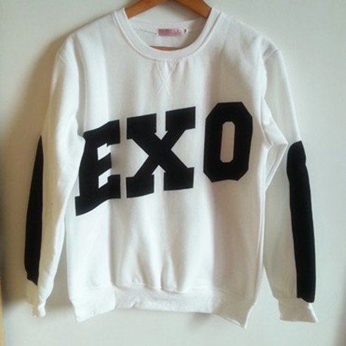 Urparcel EXO SBS Sweater EXO-M EXO-K Hoodies (CHEN 21, M)