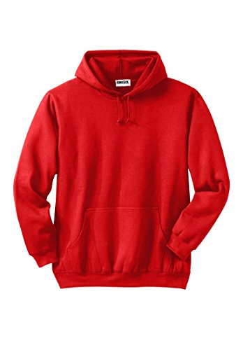 Kingsize Mens Fleece Pullover Hoodie