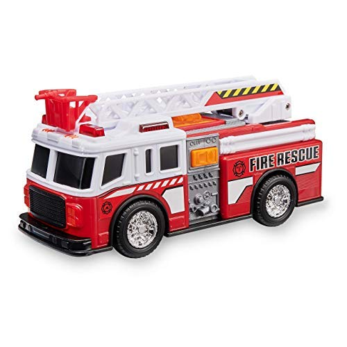 Adventure Force Mini Fire Truck with Lights and Sounds