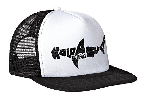 ae5202dac79 Koloa Shark Logo Mesh Back Trucker Hats in 12 Colors - Import It All