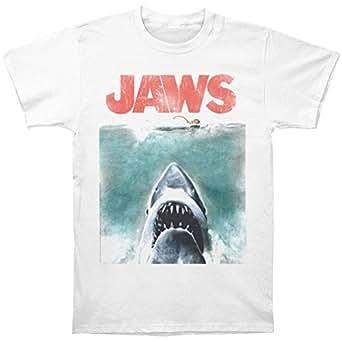 Amazon.com: Jaws - Vintage Poster T-Shirt Size XXXL: Clothing