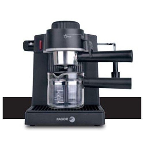 Fagor-CR-750-Espresso-machine-Negro-Acero-inoxidable-Cafetera-Independiente-Espresso-machine-Negro-Acero-inoxidable-Caf-expreso