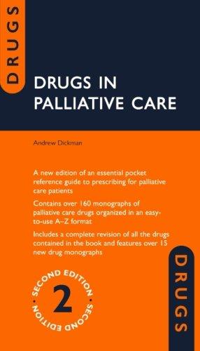 Drugs in Palliative Care by Brand: Oxford University Press