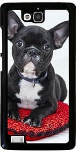 Funda para Huawei Honor 3C - Lindo Bulldog by Grab My Art