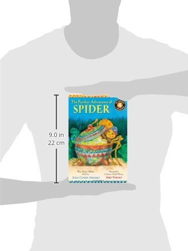The Further Adventures of Spider: West African Folktales (Passport to Reading Level 4)