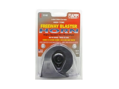 FIAMM 72102 Freeway Blaster HIGH Note (Jeep Horn)