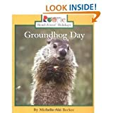img - for Groundhog DayRookie ReadAbout Holidays book / textbook / text book