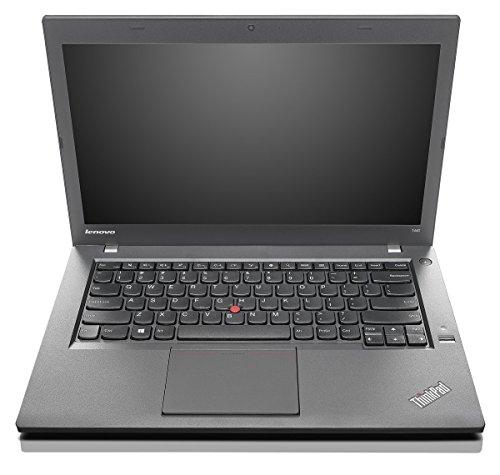 Lenovo Thinkpad T440 Ultrabook, 14 Inch Display, Intel Core 4th Gen i5-4300U 1.9GHz, 8GB RAM, 500GB, USB 3.0, WiFi, Windows 10 Professional (Series 802.11a/b/g Mini)