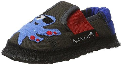Nanga Taucher, Zapatillas de estar Por Casa Para Niños gris