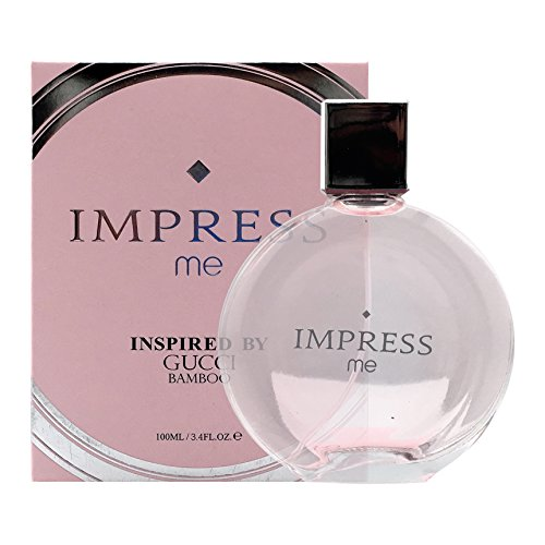 Impress Me For Women, Inspired By Bamboo - Eau De Parfum 3.4