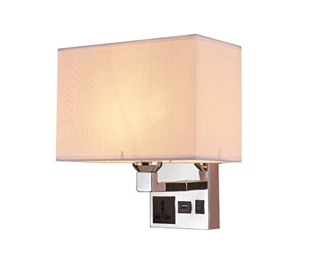 Wutonglampada da letto a led creativo lampada da parete lampada da
