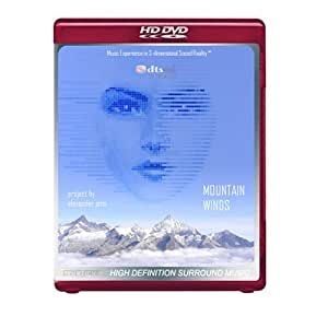 Mountain Winds - Music Experience in 3-Dimensional Sound Reality [HD DVD]