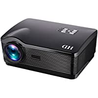 Elepawl HD Projector Wifi 3000ansi Lumens Android HDMI/USB/SD/AV/VGA Home Theater