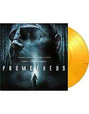 Prometheus Ost (2Lp/Limited/Flaming Colored Vinyl/180G/Insert/Litho/Gatefold/Numbered)