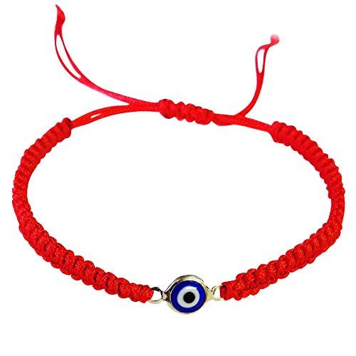 CF76882911-SRB, Evil Eye Extendable Fashion Bracelet by Crystal Florida