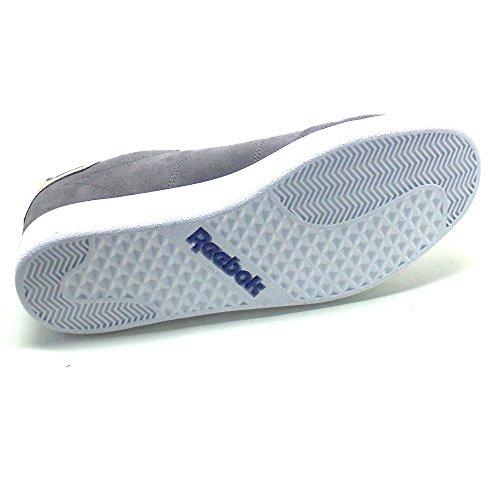 Reebok Bd3584, Zapatillas de Tenis para Hombre Gris (Gris (Ash Grey /     Asteroid Dust /     Fire Coral /     Wht /     Si)