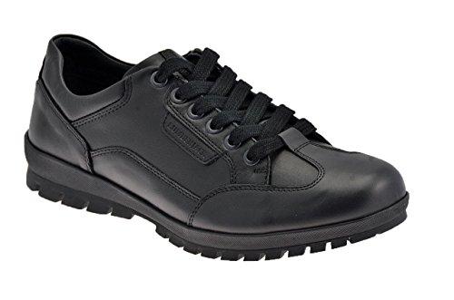 Lumberjack pour Chaussures homme Noir ville de à lacets rr6qX