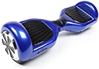 "Bluefin 6.5"" Classic Swegway Board Self Balancing Scooter with Built-in Bluetooth Speakers and Carry Bag"