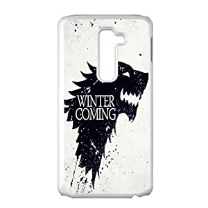 2015 Bestselling Winter is Coming Phone Case for LG G2