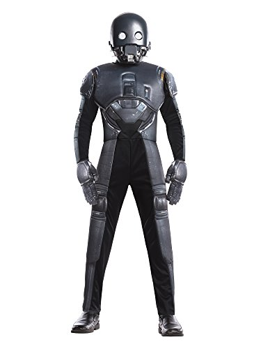 Rogue One: A Star Wars Story Child's Deluxe K-2SO Costume, Medium ()