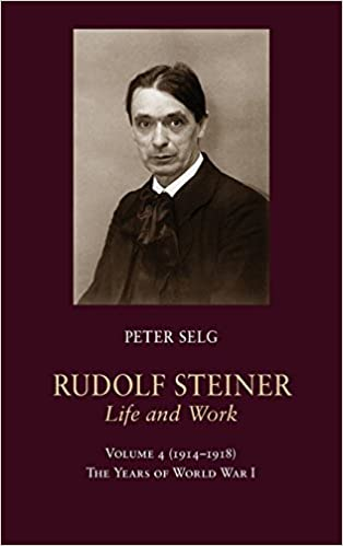 Rudolf Steiner, Life and Work: The Years of World War I: 4