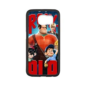 Wreck-It Ralph Samsung Galaxy S6 Cell Phone Case White MSU7219989