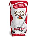 Whole Milk, (12 Pack in 1 Box)