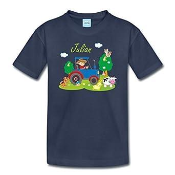 b1d08e8dd5 Mein Zwergenland T-Shirt mit eigenem Namen Für Babys Kleinkinder Kinder  Kindergarten Schulkind Kindershirt Sommershirt