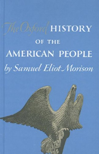 The Oxford History of the American People