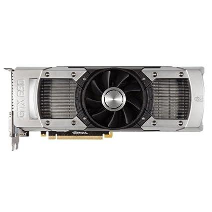 GeForce GTX690 - Tarjeta gráfica (4 GB, 512-bit GDDR5, PCI ...